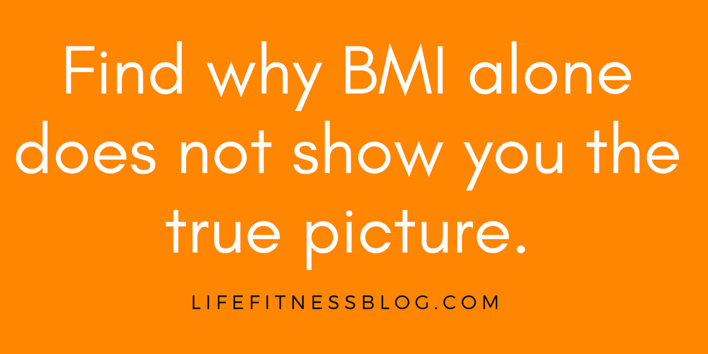 Why BMI does not show you the true picture!